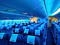 A nearly empty flight from PEK to LAX amid the COVID-19 pandemic 2.jpg