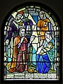 A stained glass window at Bowden Church - geograph.org.uk - 865219.jpg