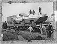 Aanvoer DUKW uit Milaan voor hulpverlening in verband met Watersnoodramp, Bestanddeelnr 905-5382.jpg