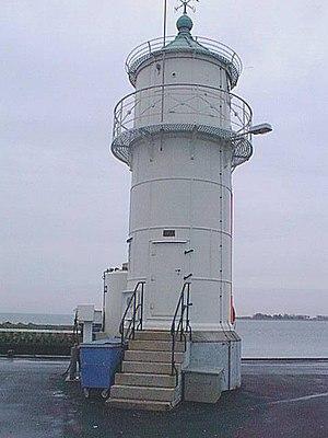 Aarøsund - The lighthouse of Aarøsund...