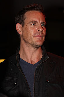 Aaron Jeffery at the 2011 Ducati Launch.jpg