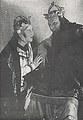 Abbas Mirza Sharifzade as King Macbeth, Davudova as Lady Macbeth.png