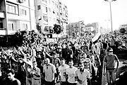 Abbassiya march on July 23 2011