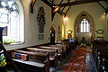 Abbess Roding - St Edmund's Church - Essex England - south side of nave.jpg