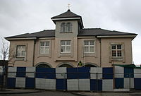 Abbeyleix Market House restoration 3.jpg