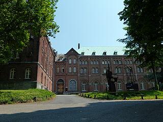 Keizersberg Abbey abbey in Leuven, Belgium