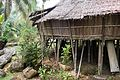 Aboriginal Borneo dwelling on stilts (29503734421).jpg