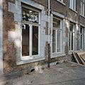 Achtergevel met natuurstenen kozijnen - Maastricht - 20333134 - RCE.jpg