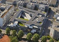 Centro de Negocios Actelion, Allschwil, Suiza (2007-2010)