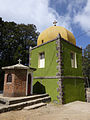 Addis Abeba-Entoto bell house built by Empress Titu-1887 G.C (1).jpg