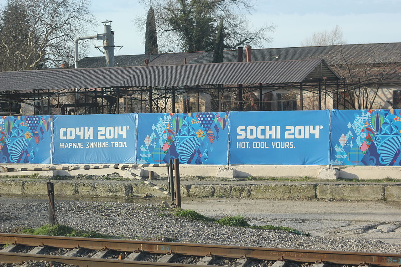 Adler Russia  City pictures : Adler and Russia Sochi 2014 02 Wikimedia Commons
