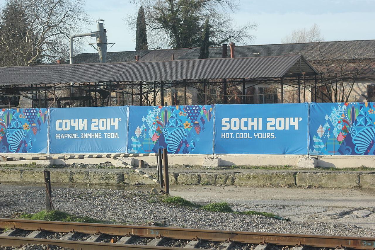 Adler Russia  city photo : Adler and Russia Sochi 2014 02 Wikimedia Commons