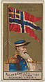 Admiral, Norway, from the Naval Flags series (N17) for Allen & Ginter Cigarettes Brands MET DP834930.jpg