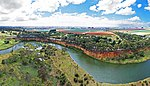 Aerial perspective of the K Road cliffs along the Werribee River.jpg