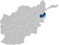 Afghanistan Nurestan Province location.PNG