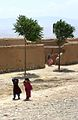 Afghanistan children walking.jpg