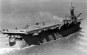 Independence-class aircraft carrier - USS Princeton CVL-23
