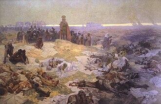 The Slav Epic - After the Battle of Grunwald.