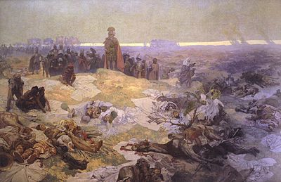 After the Battle of Grunwald - Alfons Mucha.jpg