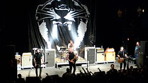 Against Me! - Against Me! on tour in support of New Wave