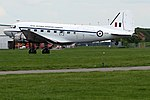 Air Atlantique G-AMPY DC3 Coventry(5) (25061242118).jpg