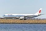 Air China (B-5978) Airbus A330-343 at Sydney Airport.jpg