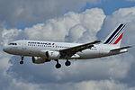 Airbus A319-100 Air France (AFR) F-GPMD - MSN 618 (10223068455).jpg