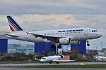 Airbus A319-100 Air France (AFR) F-GRHT - MSN 1449 (5843205850).jpg