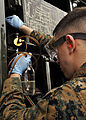 Airmen train Marines on aircraft refueling 140206-F-QQ371-013.jpg