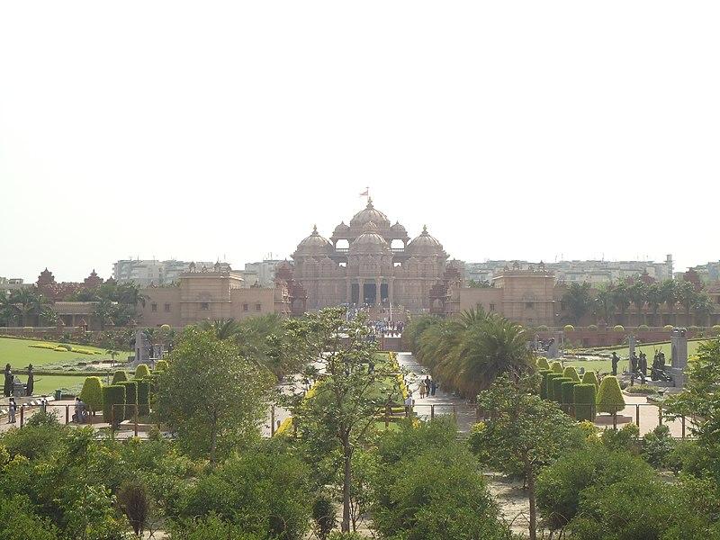 File:Akshardham temple,delhi - panoramio (1).jpg