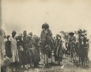 Oyo Empire - Alaafin Oyo circa 1910