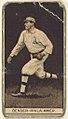 Albert (Chief) Bender, Philadelphia Athletics, baseball card portrait LCCN2008678380.jpg