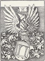 Albrecht Dürer - Coat of Arms of the House of Dürer - WGA07258.jpg
