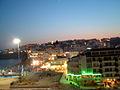 Albufeira old town evening.JPG