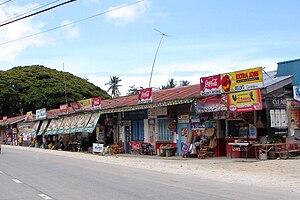 Sari-sari store - Sari-sari stores in Alburquerque, Bohol.