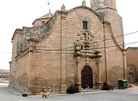 Alcanó. Església de Sant Pere. s.XVIII (A-SiT D5032).jpg