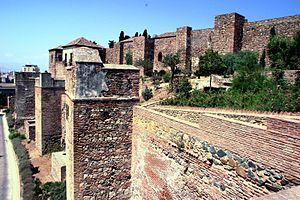 Alcazaba - Image: Alcazaba IMG 2828