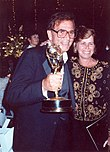 Alex Rocco at the 1990 Annual Emmy Awards.jpg