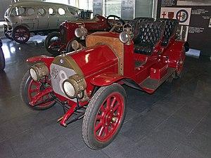Alfa Romeo Portello Plant - Image: Alfa 15 HP