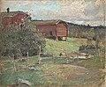 Alfred Bergström, Pastoralt landskap, 1896.jpg