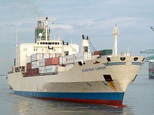 Algeciras Carrier starboard.JPG
