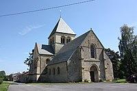 Alland'Huy-et-Sausseuil (08 Ardennes) - l' Église Sainte-Catherine - Photo Francis Neuvens.JPG