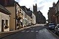 Allier Le MONTET Eglise et route de SAINT POURCAIN.jpg