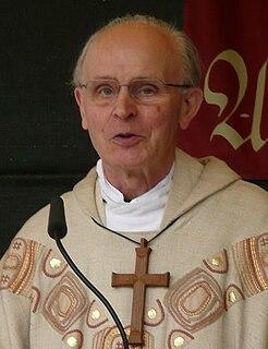 Franz Kamphaus German Catholic priest, bishop emeritus of Limburg