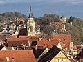 Altstadt Stiftskirche Tübingen Dezember 2013.JPG