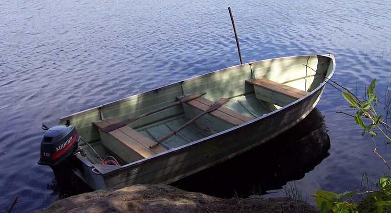 File:Aluminum Fishing Boat.jpg