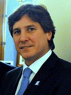 Amado Boudou Argentine politician