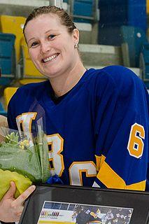 Amanda Asay Canadian baseball player