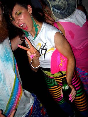 Amanda Blank - Amanda Blank in 2006