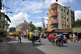 Sodepur Neighbourhood in Greater Kolkata, West Bengal, India